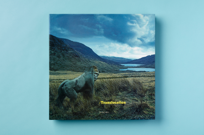 Translocation book cover - wildlife