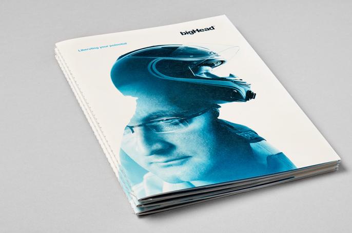 manufacturer corporate brochure