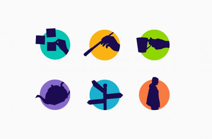 Brand icons