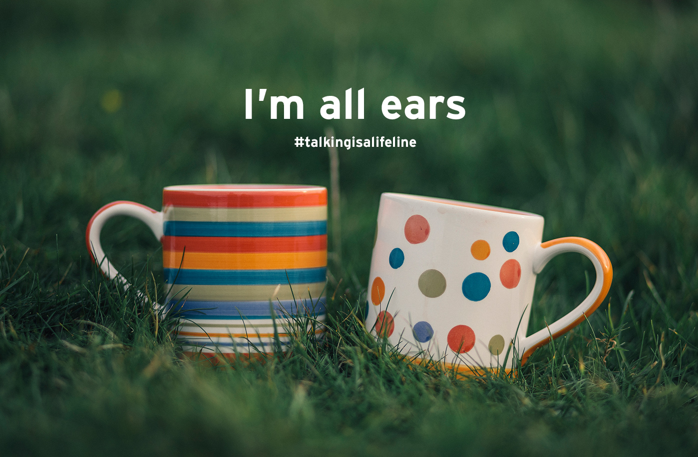 I'm all ears campaign idea