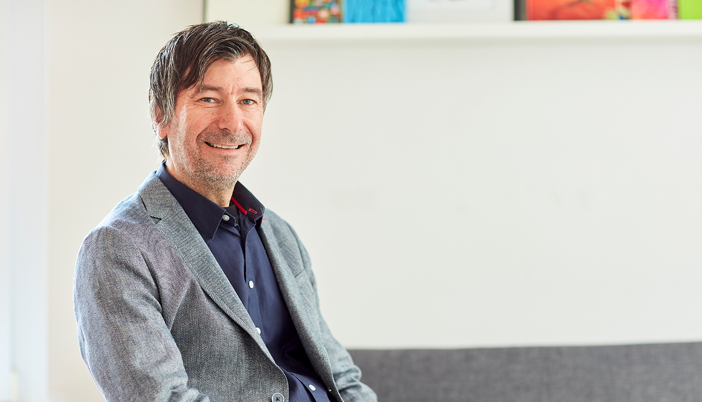 Michael Smith, Creative Director