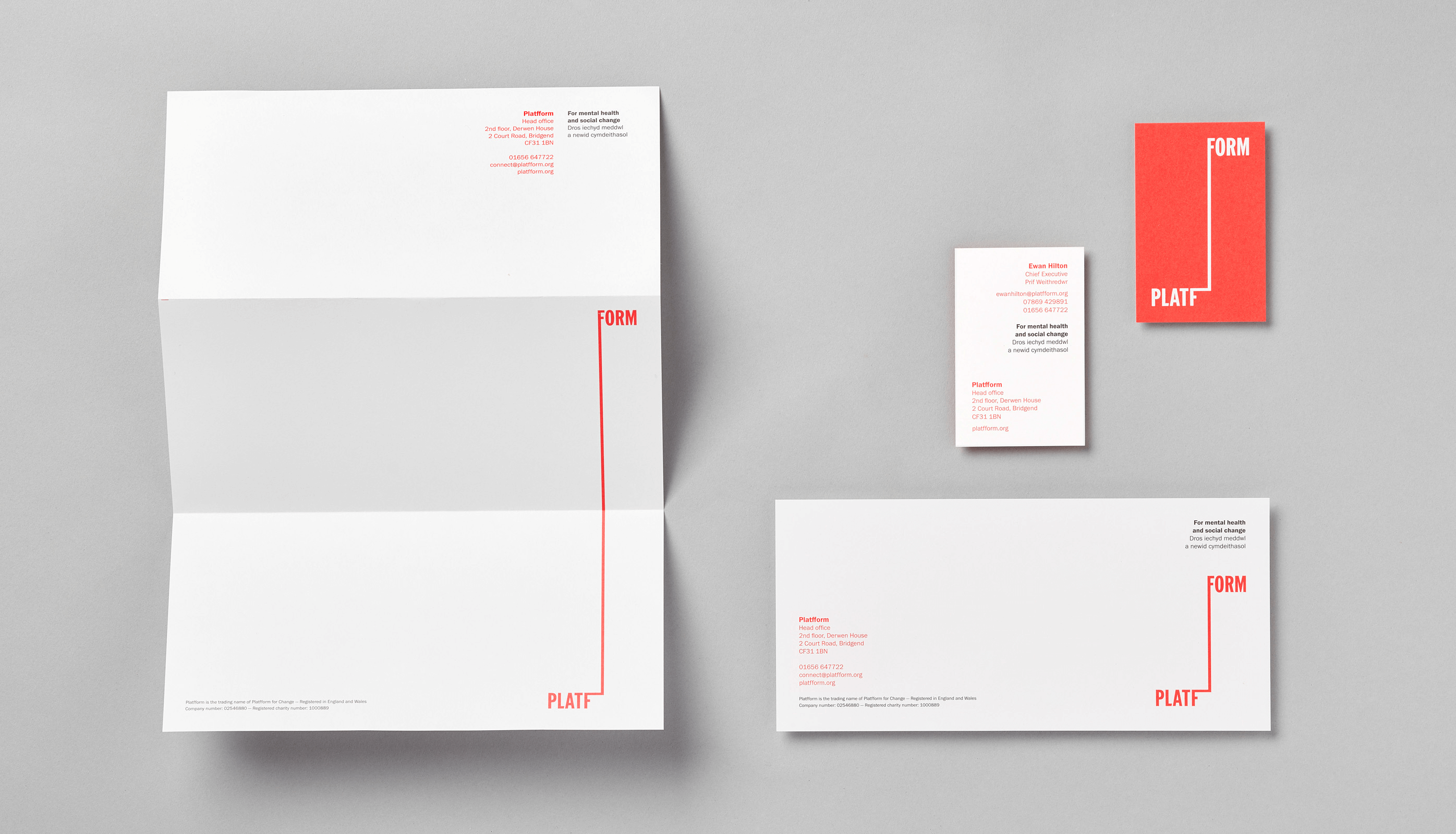 Platfform stationery