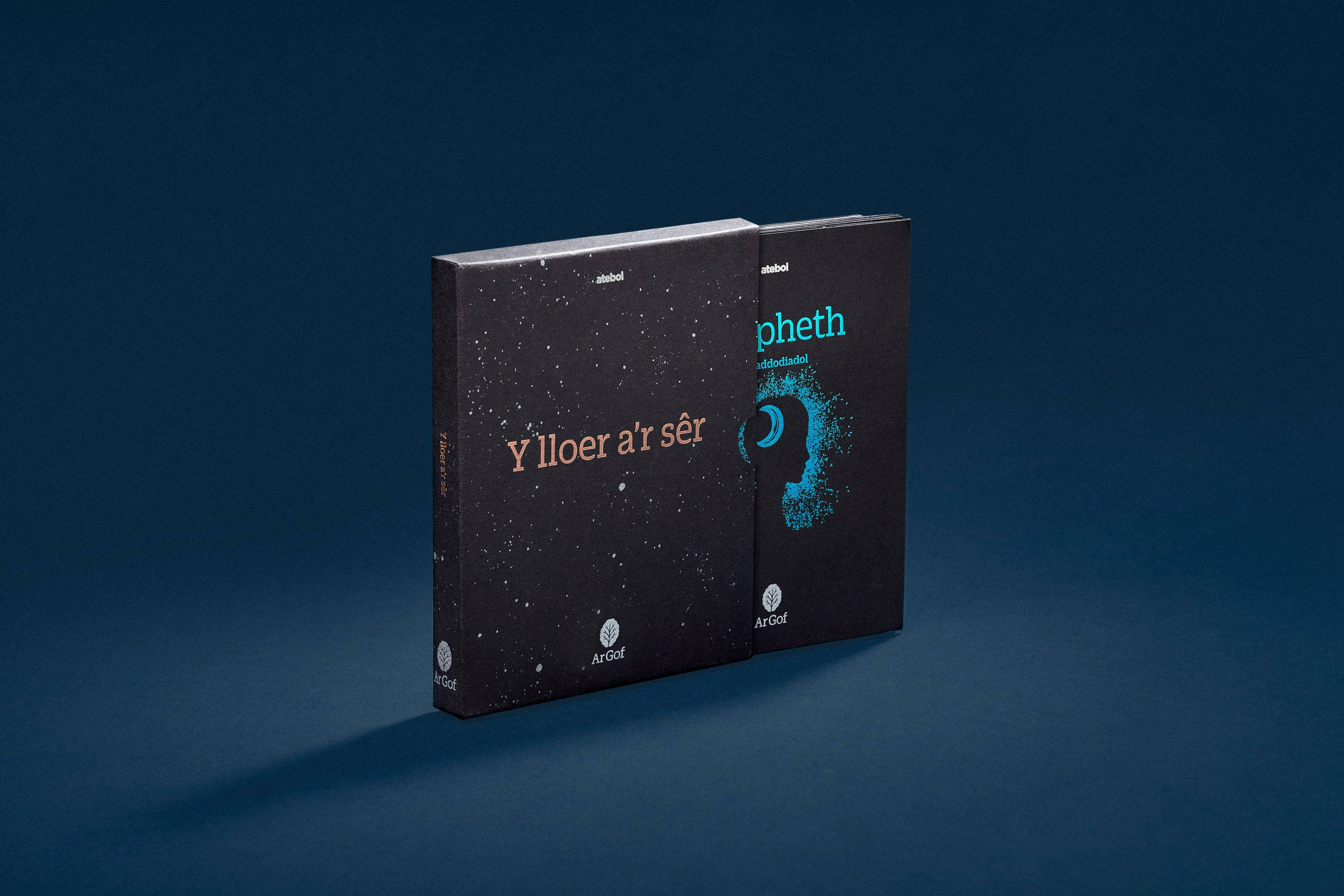 Book series jacket